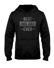 BEST DOG DAD EVER Hooded Sweatshirt thumbnail