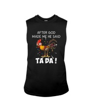 TADA CHICKEN Sleeveless Tee thumbnail
