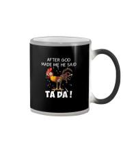 TADA CHICKEN Color Changing Mug thumbnail