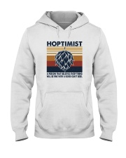 EVEYTHING WILL BE FINE WITH A GOOD CRAFT BEER Hooded Sweatshirt thumbnail