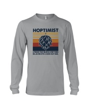 EVEYTHING WILL BE FINE WITH A GOOD CRAFT BEER Long Sleeve Tee thumbnail