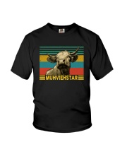 MUHVIEHSTAR COWHIDE Youth T-Shirt thumbnail