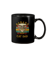 BADASS CAT DAD 2020 Mug thumbnail