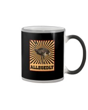 ALLEGEDLY OSTRICH Color Changing Mug thumbnail