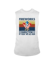 FIREWORKS DIRECTOR Sleeveless Tee thumbnail