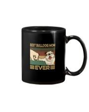BEST BULLDOG MOM EVER s Mug thumbnail