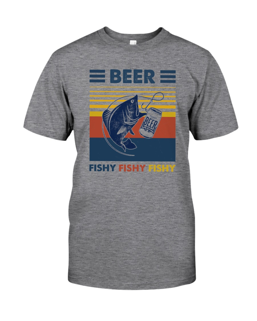 BEER FISHY FISHY Classic T-Shirt