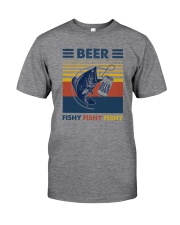 BEER FISHY FISHY Classic T-Shirt front