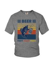 BEER FISHY FISHY Youth T-Shirt thumbnail