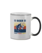 BEER FISHY FISHY Color Changing Mug thumbnail