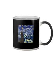 VAN GOGH CORGI Color Changing Mug thumbnail