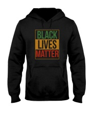 BLACK LIVES MATTER AFRICA Hooded Sweatshirt thumbnail