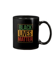 BLACK LIVES MATTER AFRICA Mug tile