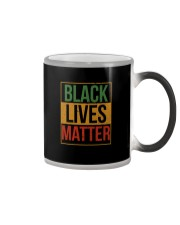 BLACK LIVES MATTER AFRICA Color Changing Mug thumbnail