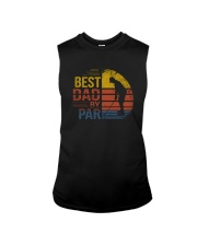 GOLF DAD BEST DAD BY PAR Sleeveless Tee thumbnail