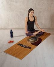 GUITAR Yoga Mat 70x24 (horizontal) aos-yoga-mat-lifestyle-18