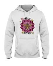 MAMA BEE CRAZY Hooded Sweatshirt thumbnail