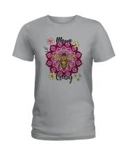 MAMA BEE CRAZY Ladies T-Shirt thumbnail