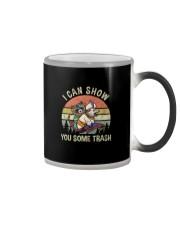 I CAN SHOW YOU SOME TRASH 3 Color Changing Mug thumbnail