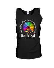 BE KIND AUTISM Unisex Tank thumbnail
