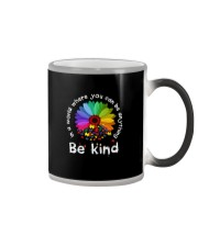 BE KIND AUTISM Color Changing Mug thumbnail