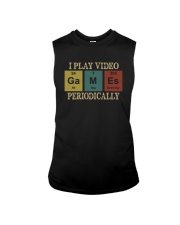 I PLAY VIDEO GAMES PERIODICALLY Sleeveless Tee thumbnail