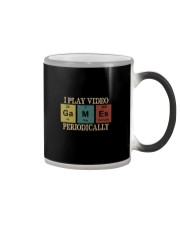 I PLAY VIDEO GAMES PERIODICALLY Color Changing Mug thumbnail