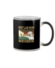 BEST LAB MOM EVER s Color Changing Mug thumbnail