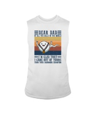 DEAR DAD OF ALL THE BALLS IN THE WORLD Sleeveless Tee thumbnail