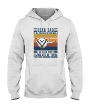 DEAR DAD OF ALL THE BALLS IN THE WORLD Hooded Sweatshirt thumbnail