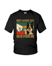 BEST aussie DAD EVER Youth T-Shirt thumbnail