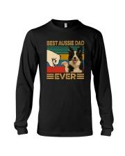 BEST aussie DAD EVER Long Sleeve Tee thumbnail