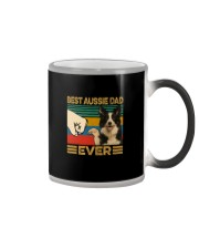 BEST aussie DAD EVER Color Changing Mug thumbnail