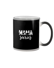 MAMA SAURUS Color Changing Mug tile