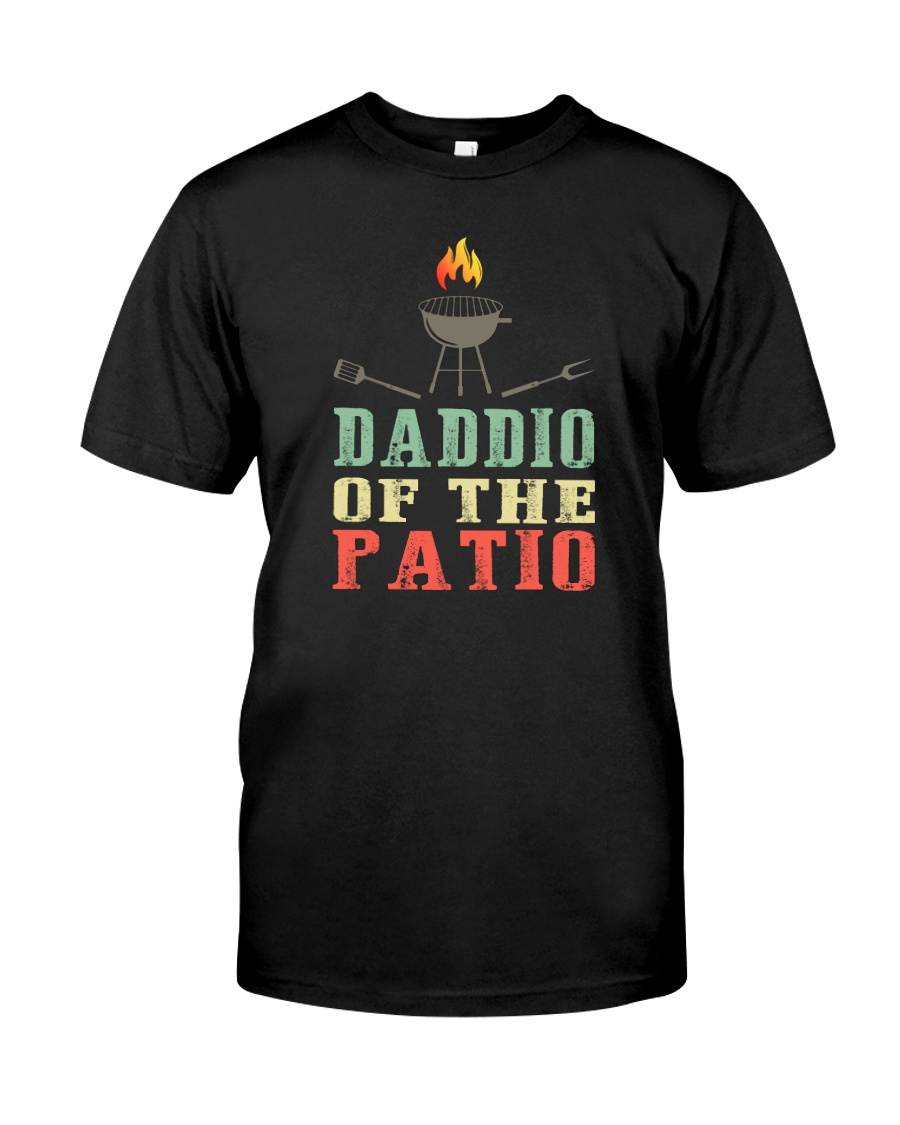 DADDIO OF HE PATIO VINTAGE Classic T-Shirt
