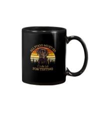 GO TO THE LAB FOR TESTING Mug thumbnail