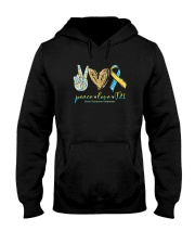PECE LOVE T21 Hooded Sweatshirt thumbnail