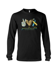 PECE LOVE T21 Long Sleeve Tee thumbnail