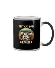 BEST CAT DAD EVERz Color Changing Mug thumbnail