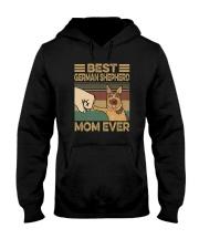 BEST GERMAN SHEPHERD MOM EVER Hooded Sweatshirt thumbnail