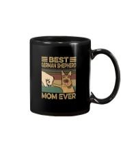 BEST GERMAN SHEPHERD MOM EVER Mug thumbnail