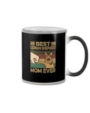 BEST GERMAN SHEPHERD MOM EVER Color Changing Mug thumbnail