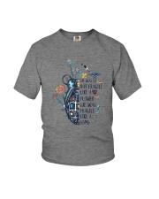 SHE WAS FRAGILE LIKE A BOMB Youth T-Shirt thumbnail