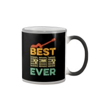 BEST DAD EVER GUITAR MUSIC Color Changing Mug thumbnail