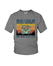COOL WIND IN MY HAIR Youth T-Shirt thumbnail