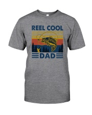 REEL COOL DAD Classic T-Shirt front