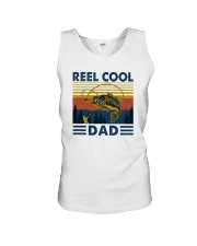 REEL COOL DAD Unisex Tank thumbnail