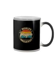 WORLD'S GREATEST PAPA Color Changing Mug thumbnail