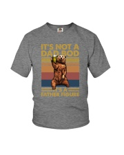 IT'S NOT A DAD BOD IT'S A FATHER FIGURE Youth T-Shirt thumbnail