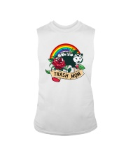 TRASH MOM POSSUM Sleeveless Tee tile